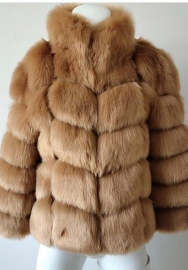 (Estimate Sent out within 3~6 work days)2020 Styles Women Fashion INS Styles  Fur Coats