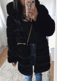 (Estimate Sent out within 3~6 work days)2020 Styles Women Fashion INS Styles Hoodie Fur Coats